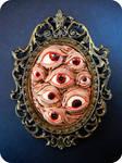 Lowbrow Eyeblob by dogzillalives