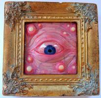 Framed eye O_o by dogzillalives
