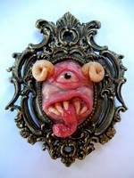 Miniature framed cyclops by dogzillalives