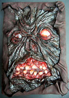 Evil Dead Necronomicon Ex Mortis nook cover by dogzillalives