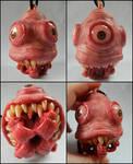 Custom ornament Tongues McGee