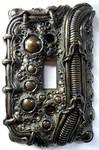 Biomech switch plate