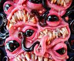 Nightmare Sushi close up