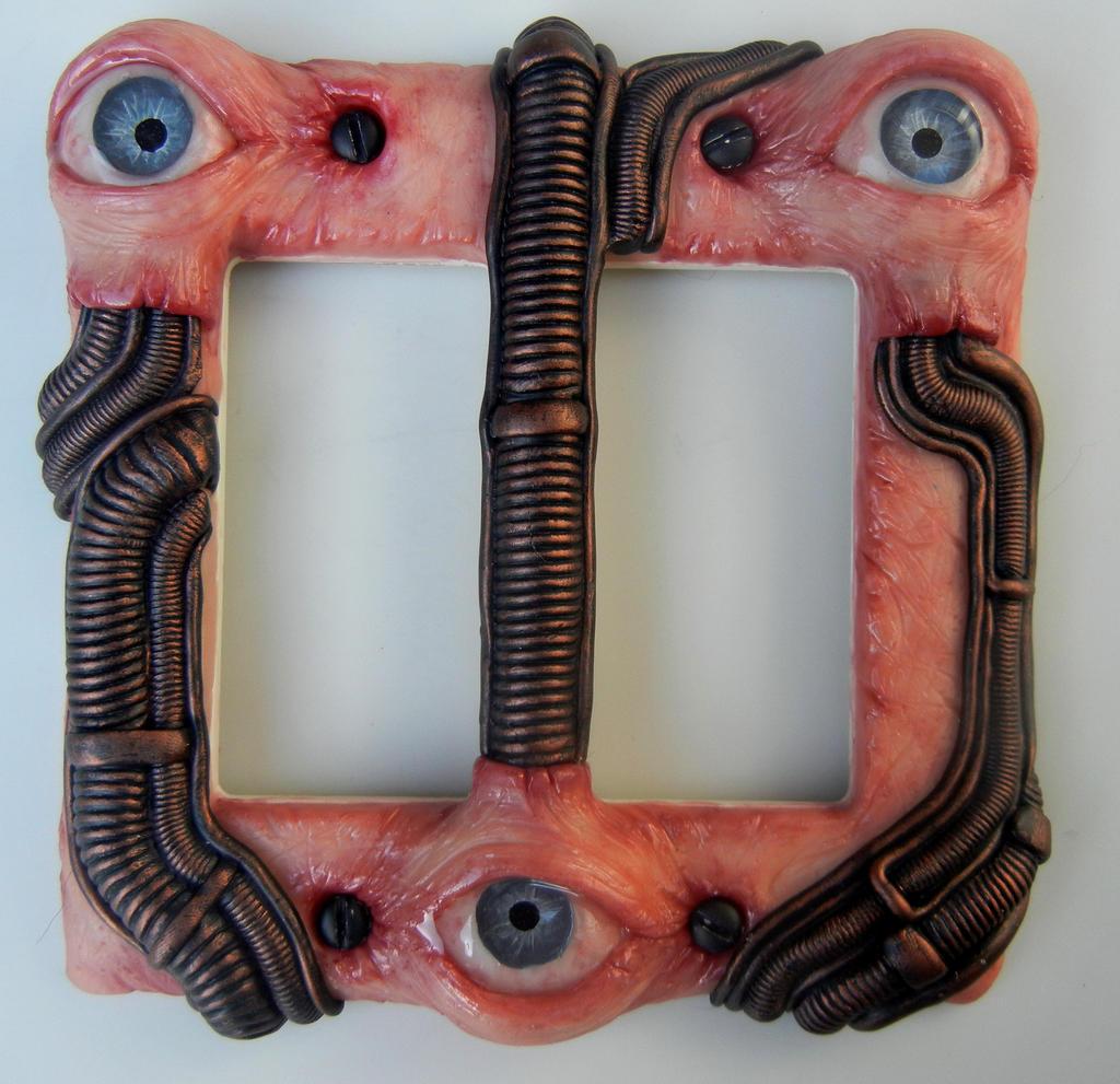 Biomech switch plate by dogzillalives