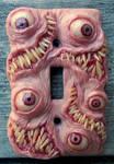 monster mush switch plate