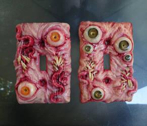 Switchplates by dogzillalives