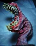Large carnivorous plant monster 11/2016