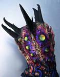Sea creature lamp revised