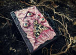 necronomicon blank sketchbook