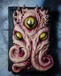 Cthulhu book cover