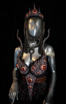 space barbarian armor