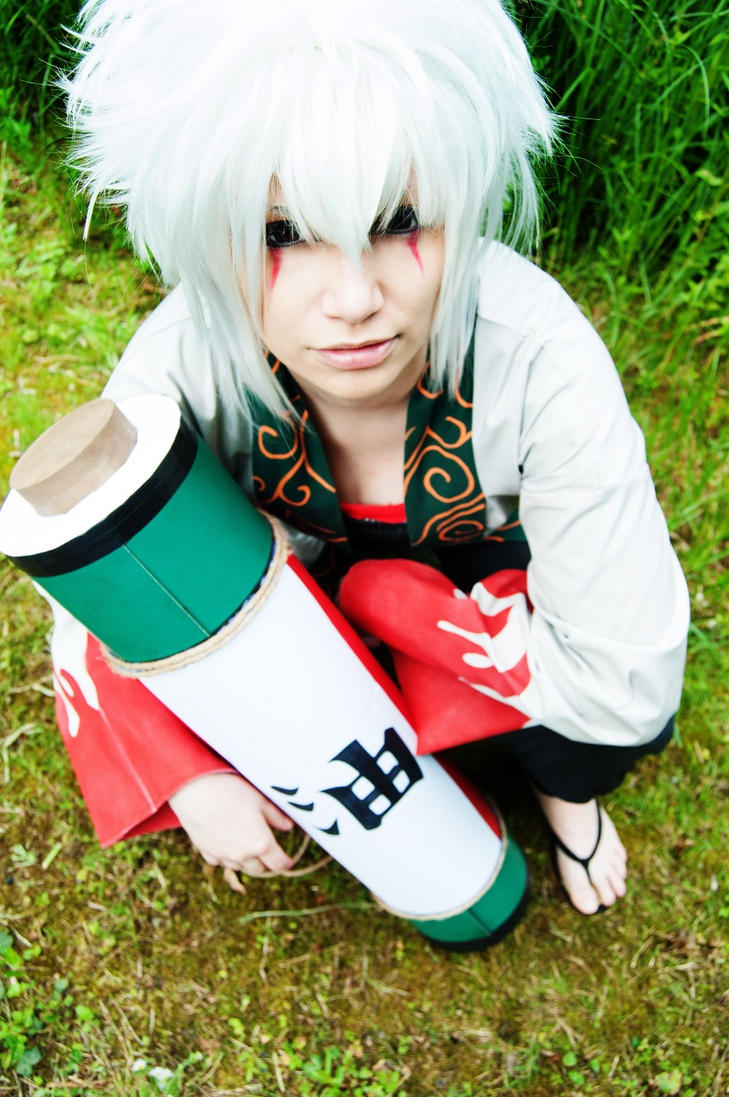 JIRAIYA by Rurupon