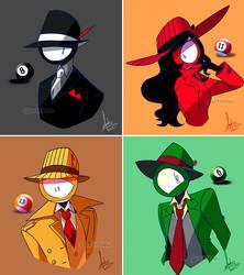 Billiards Gang