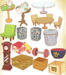 Papillon furniture set ver 2.0