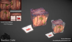 Bastion Crate by royalshark