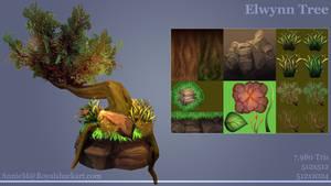 Elwynn Tree Progress