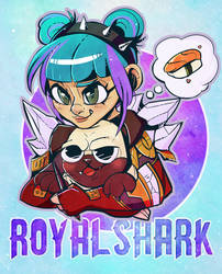 Royal Shark by royalshark