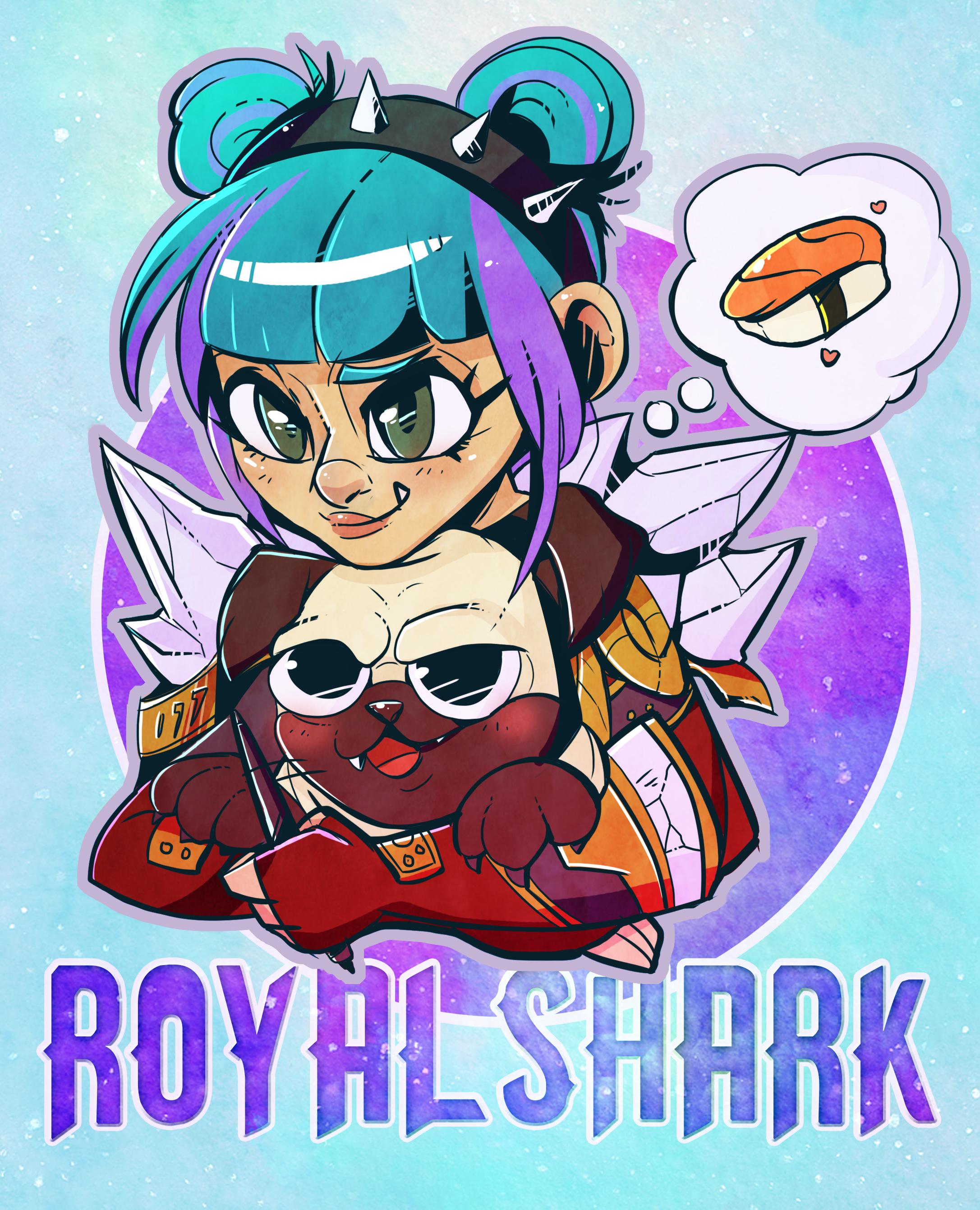 Royal Shark by royalshark