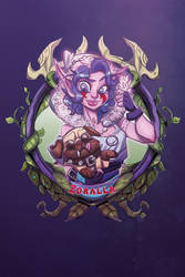 Zoralla -BlizzCon Badge-