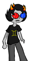 Sollux Pixely Thing