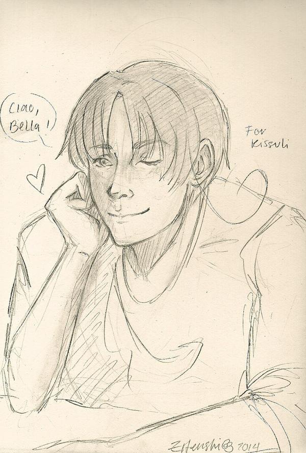 Ciao, bella! by Zitenshi