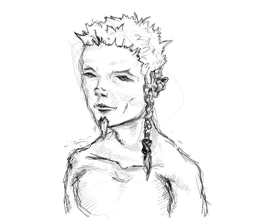 hair by Grafyth