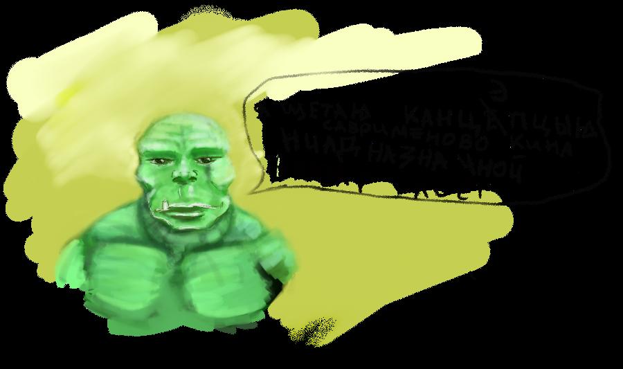 intellegent_ork by Grafyth