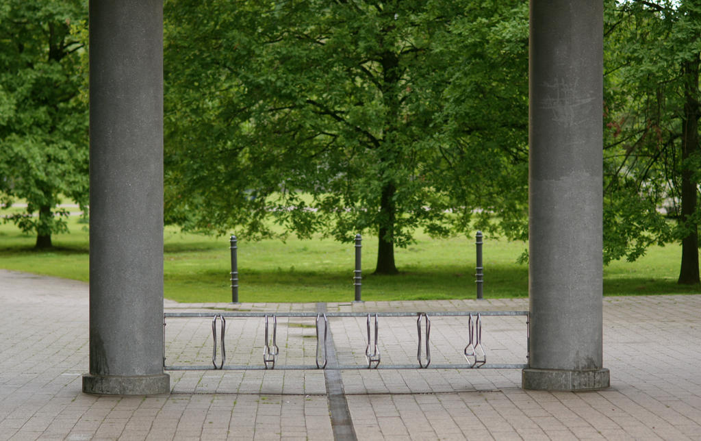 bikestander by Grafyth