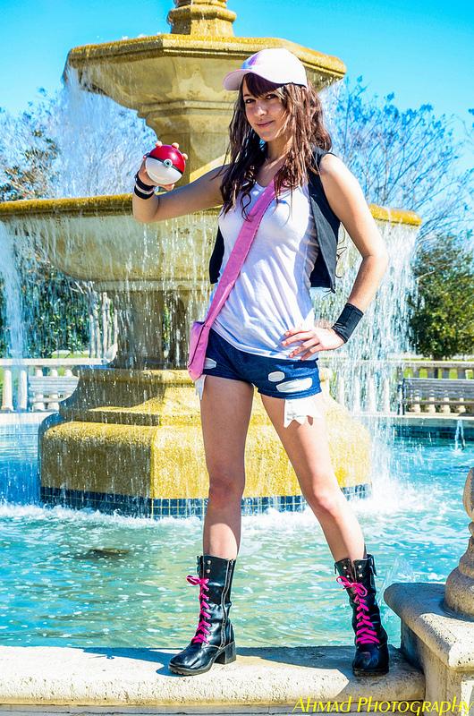 Pokemon Trainer Touko by leppa-berry