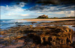 Bamburgh Castle is a King amongst castles