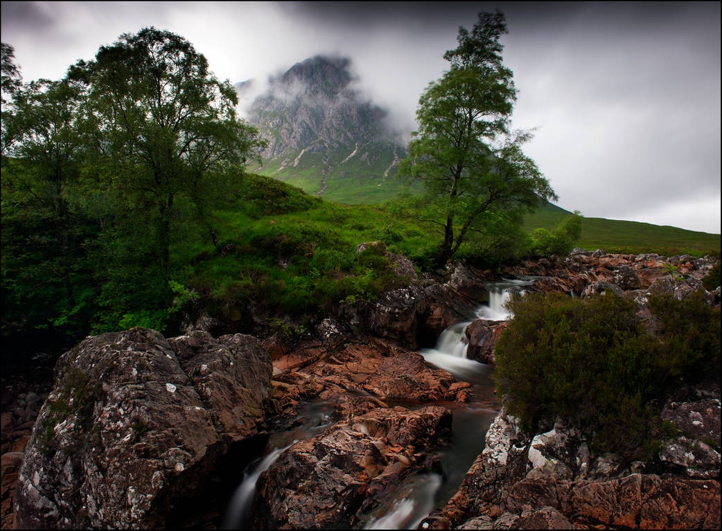 Scotland's beauty spills forth by LawrenceCornellPhoto