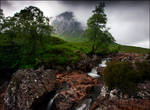 Scotland's beauty spills forth