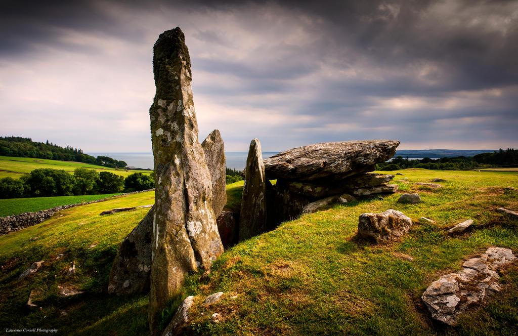 where ancient spirits rest by LordLJCornellPhotos