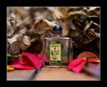 A lingering fragrance