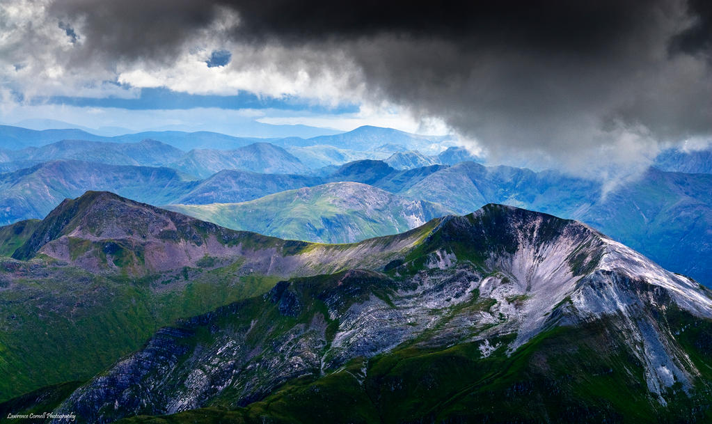 Standing in the clouds, dreaming by LordLJCornellPhotos