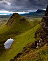 A fantasy landscape by LawrenceCornellPhoto
