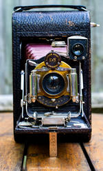 Steampunk Kodak by LawrenceCornellPhoto