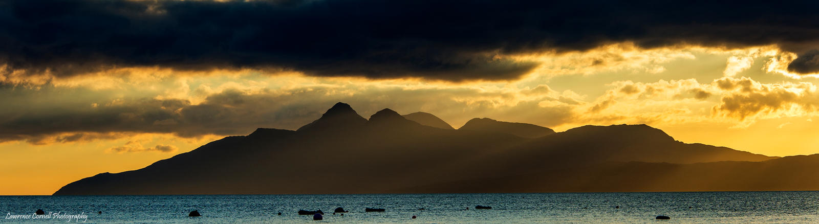 The fading of the day by LordLJCornellPhotos