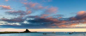 A Lindisfarne moment by LawrenceCornellPhoto