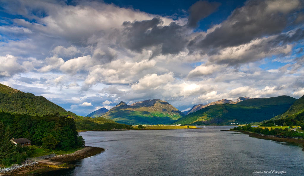 Loving Loch Leven by LordLJCornellPhotos