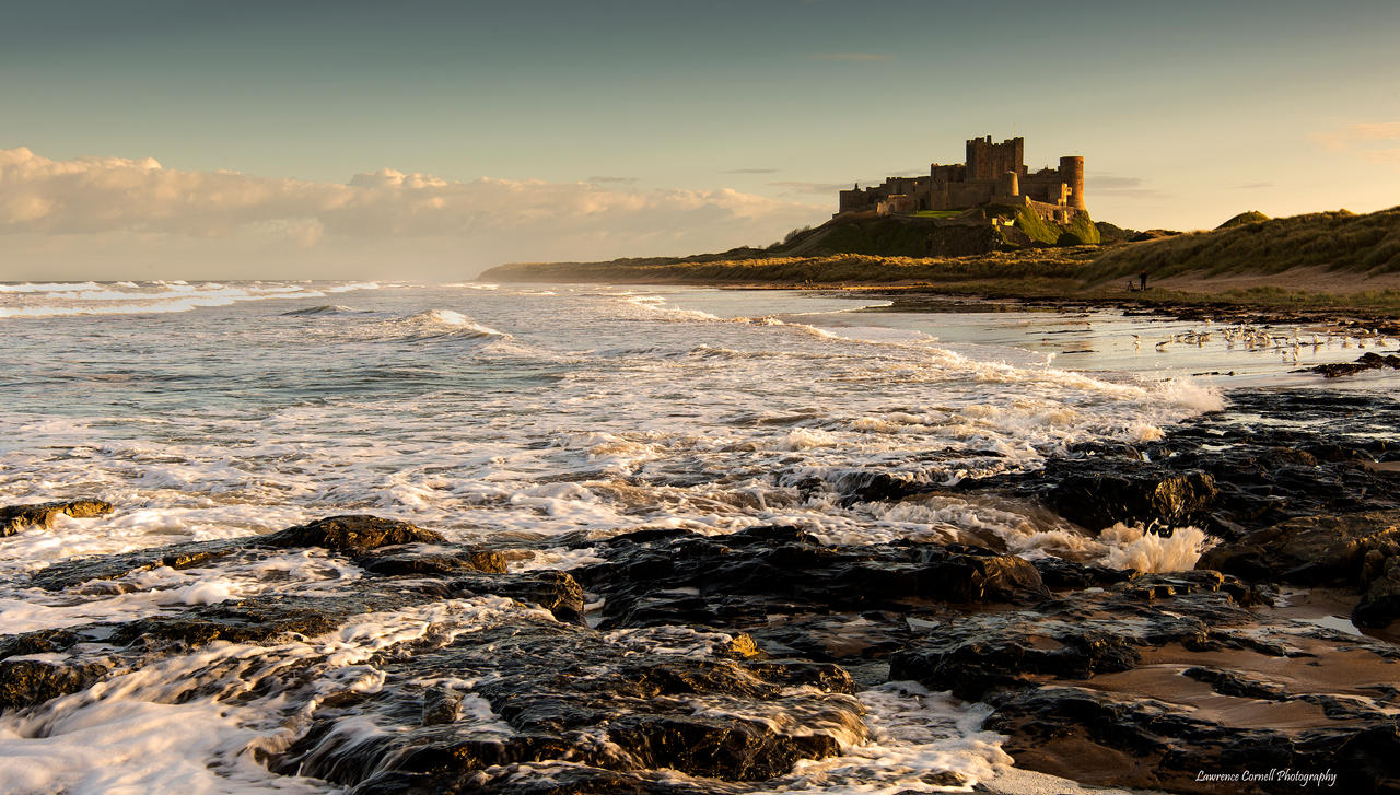 The most noble of castles by LordLJCornellPhotos