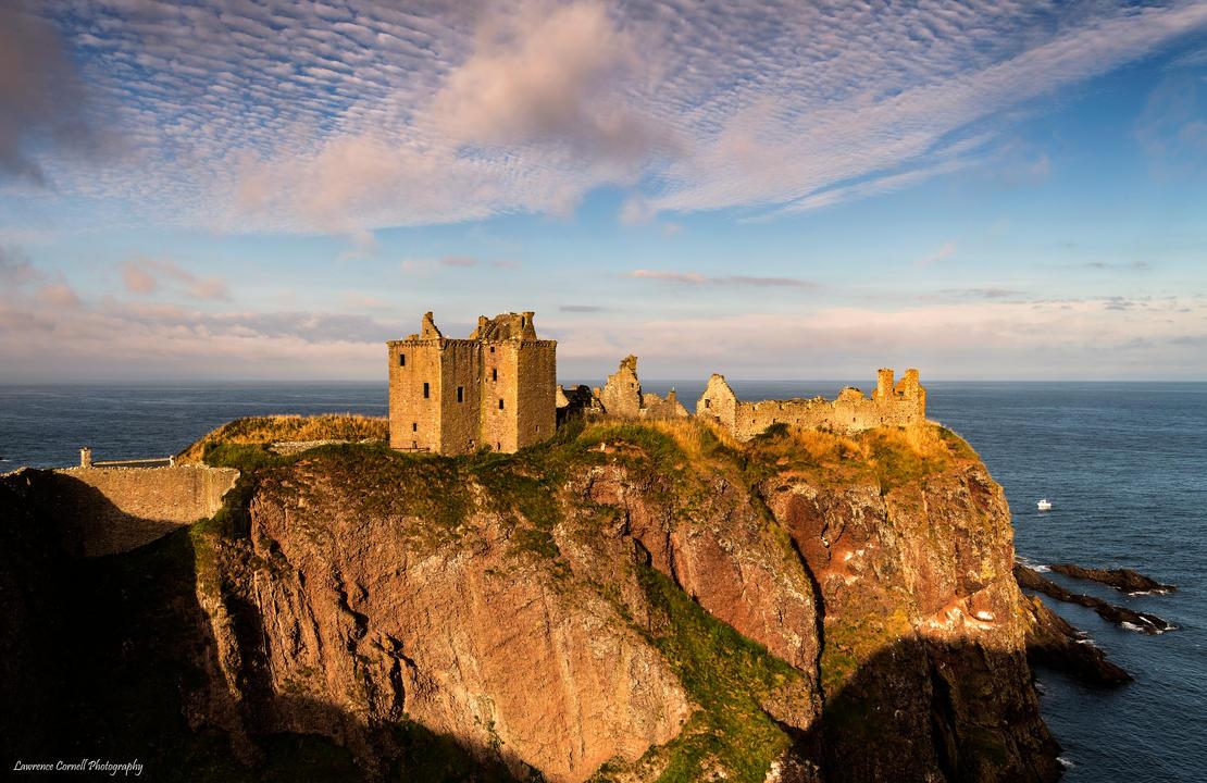 On a rocky headland by LordLJCornellPhotos