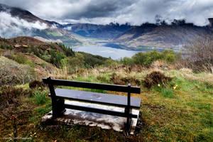 Glenelg vista by LordLJCornellPhotos