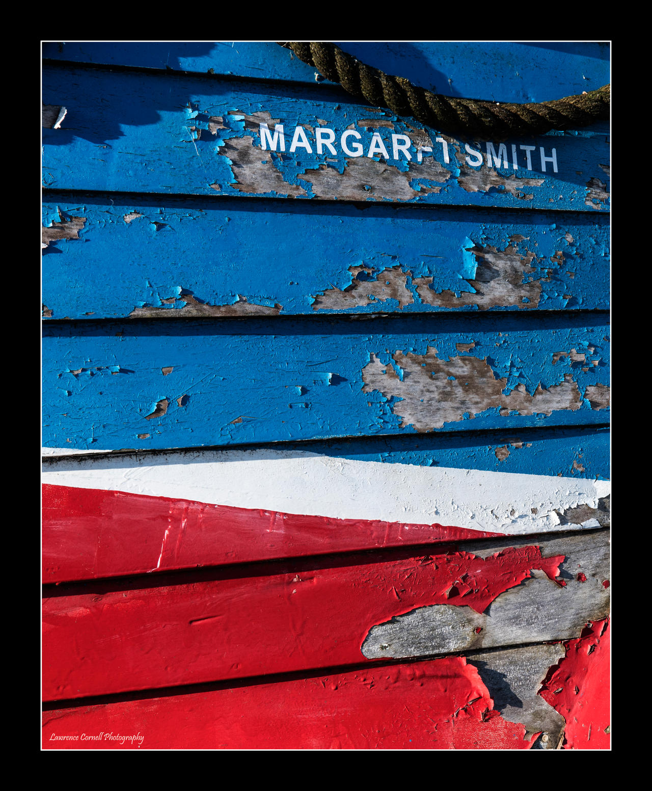 Margaret Smith has seen better days by LordLJCornellPhotos