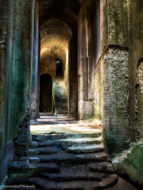An underground cathedral. by LordLJCornellPhotos