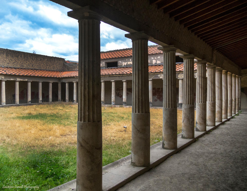 Villa Poppaea by LordLJCornellPhotos