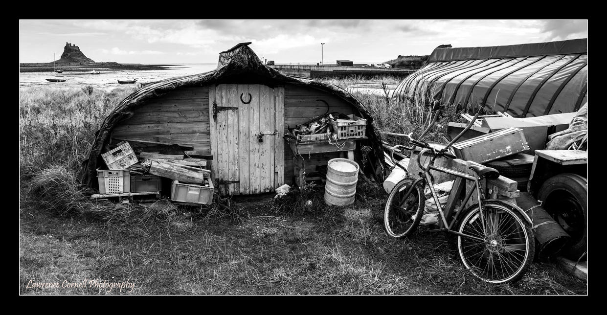 The fisherman's shed by LordLJCornellPhotos