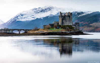 The frozen castle by LawrenceCornellPhoto