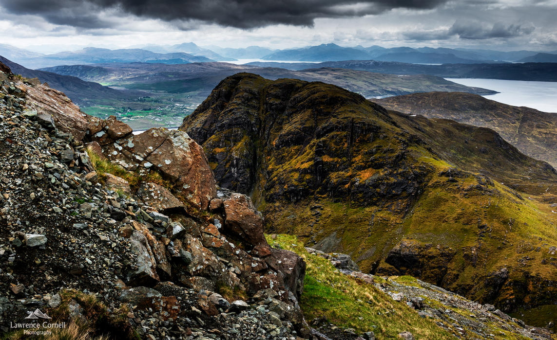 Gaining altitude by LordLJCornellPhotos