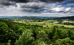 England's green and pleasant land. by LawrenceCornellPhoto
